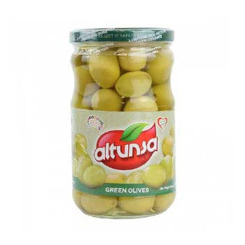 Altunsa Green Olives Large