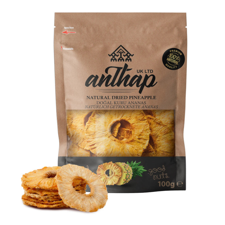Anthap Dried Pineapple
