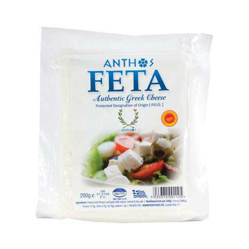 Anthos Greek Feta