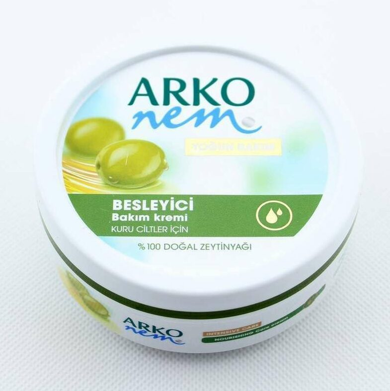 Arko Nem Intensive Care with Olive Oil