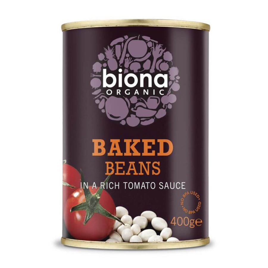 Biona Organic Baked Beans