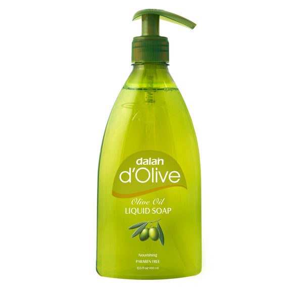 Dalan D'Olive Olive Oil Liquid Soap