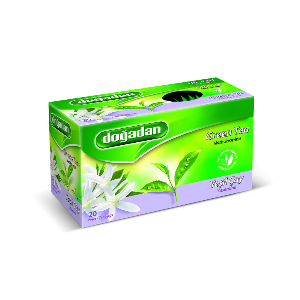 Dogadan Tea Green Jasmine