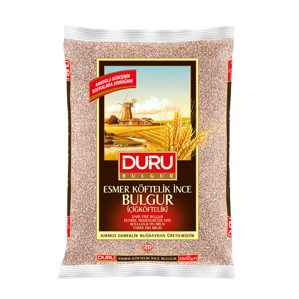 Duru Brown Fine Bulgur