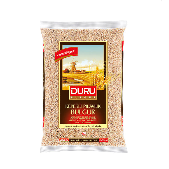 Duru Wholegrain Coarse Bulgur