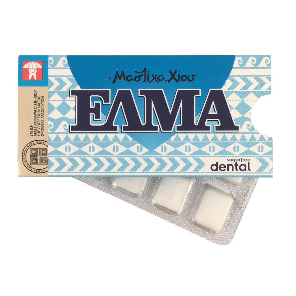 Elma Dental Chewing Gum