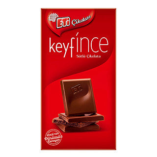 Eti Keyf'ince Milk Chocolate