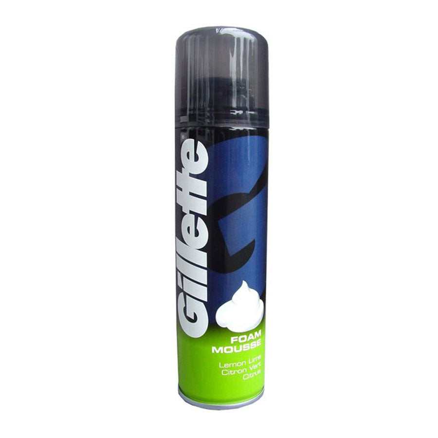 Gillette Foam Lemon-Lime 200ml