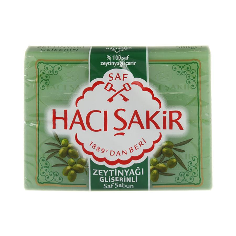 Haci Sakir Soap with Olive Oil