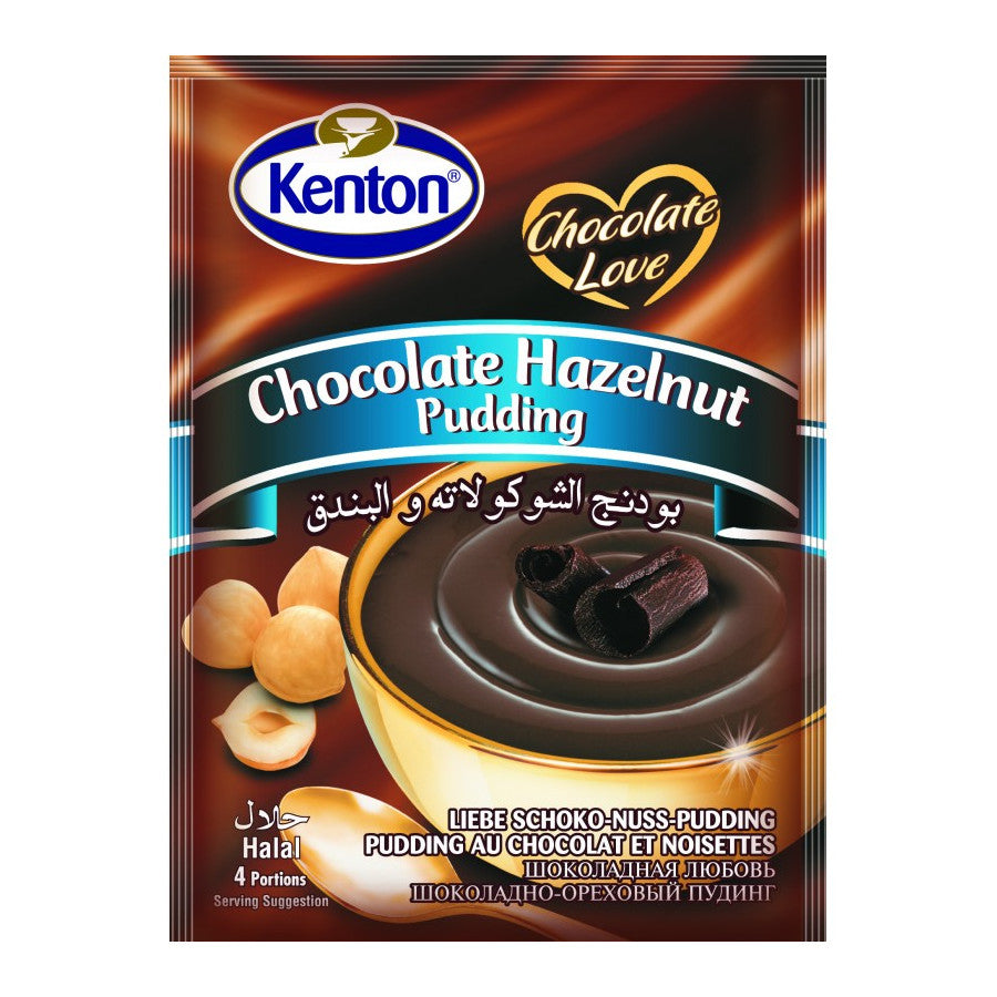 Kenton Pudding Chocolate & Hazelnut
