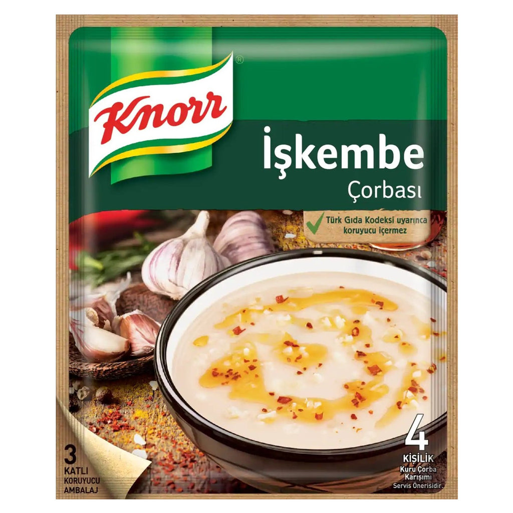 Knorr Soup Iskembe
