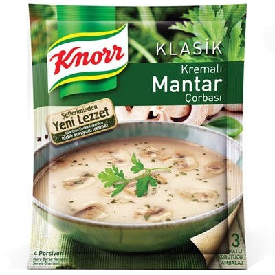 Knorr Soup Cream Mushrooms