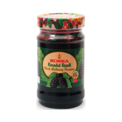 Koska Jam Black Mulberry