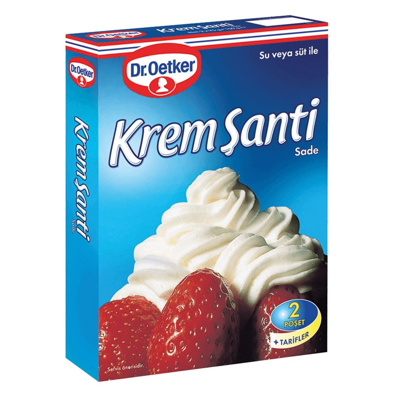 Dr. Oetker Whipped Cream