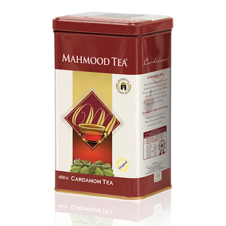 Mahmood Cardamon Tea Tin