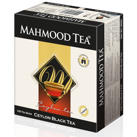 Mahmood Ceylon Black Tea Bags