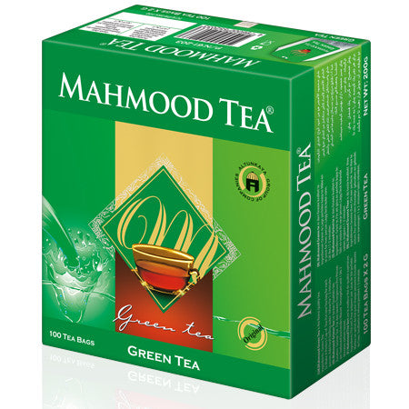 Mahmood Green Tea Bags