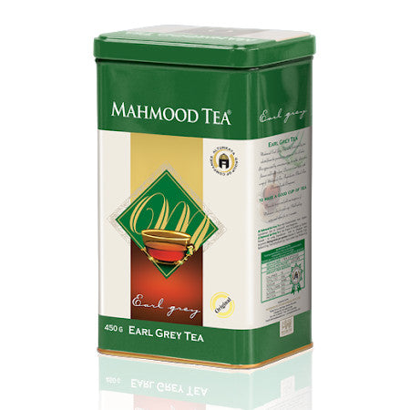 Mahmood Earl Grey Tea Tin