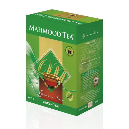 Mahmood Green Tea Loose