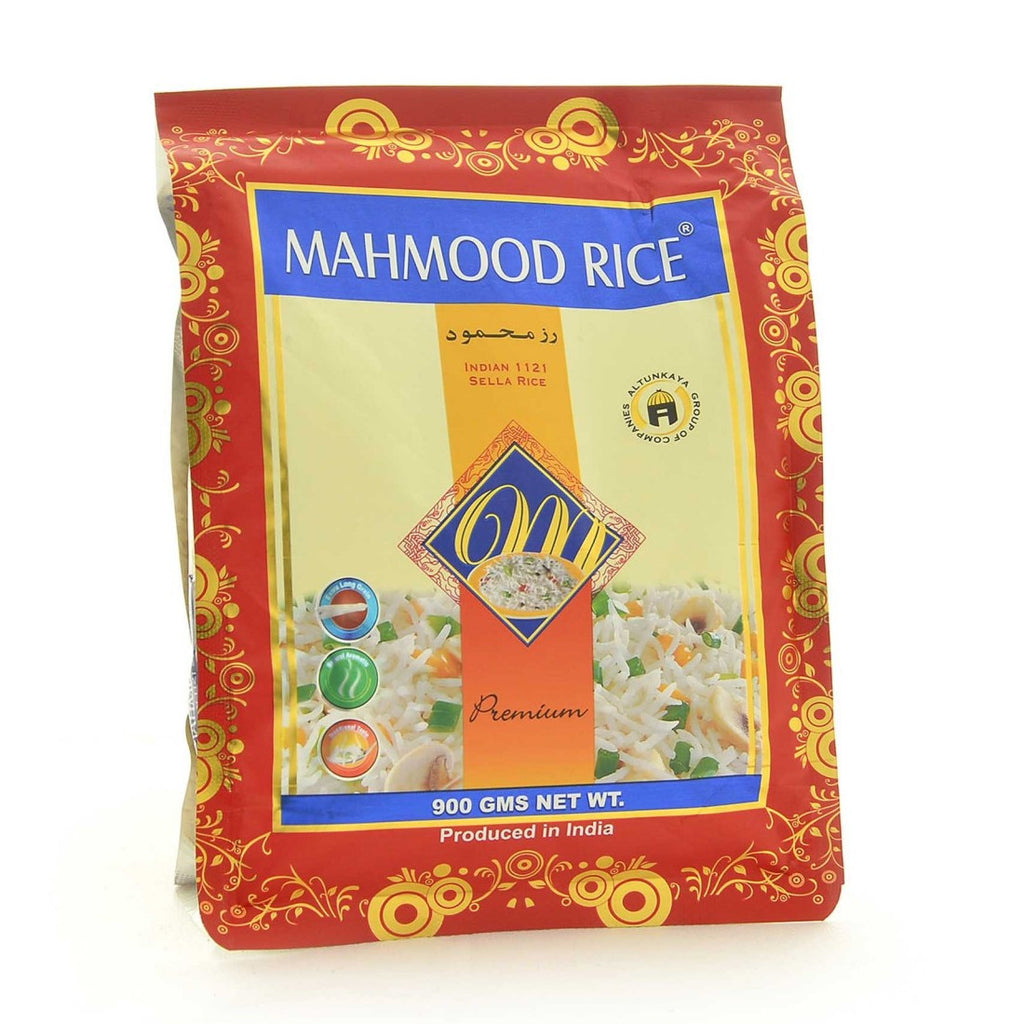 Mahmood Sella Rice