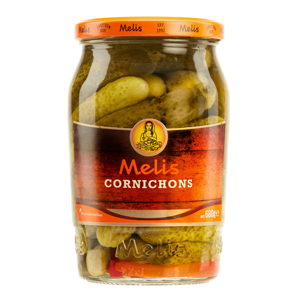 Melis Pickled Cornichons