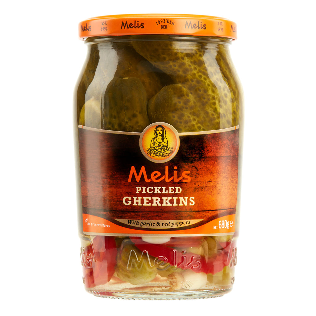 Melis Pickled Gherkins