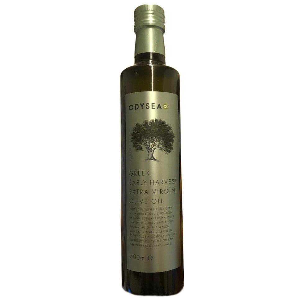 Odysea Early Harvest Extra Virgin Olive Oil 500ml
