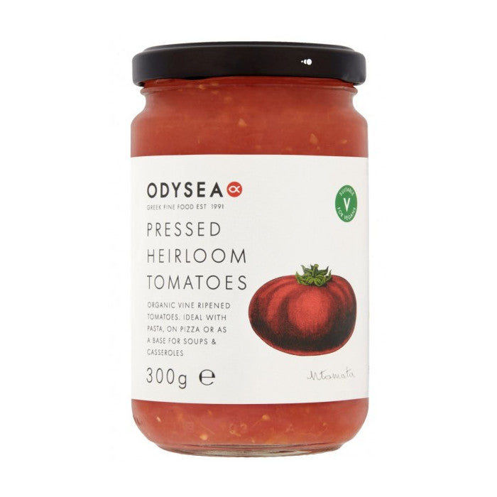 Odysea Organic Pressed Heirloom Tomatoes