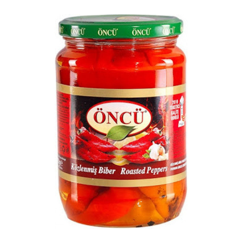 Oncu Roasted Red Peppers