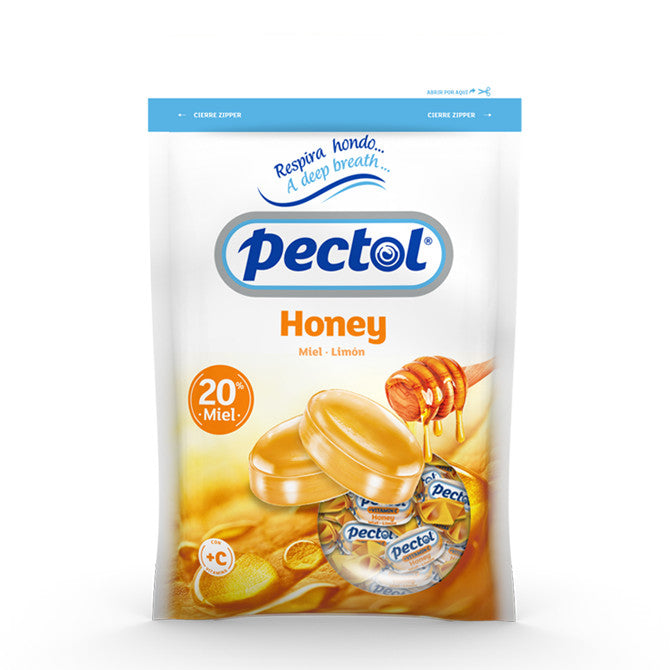Pectol Honey Lemon