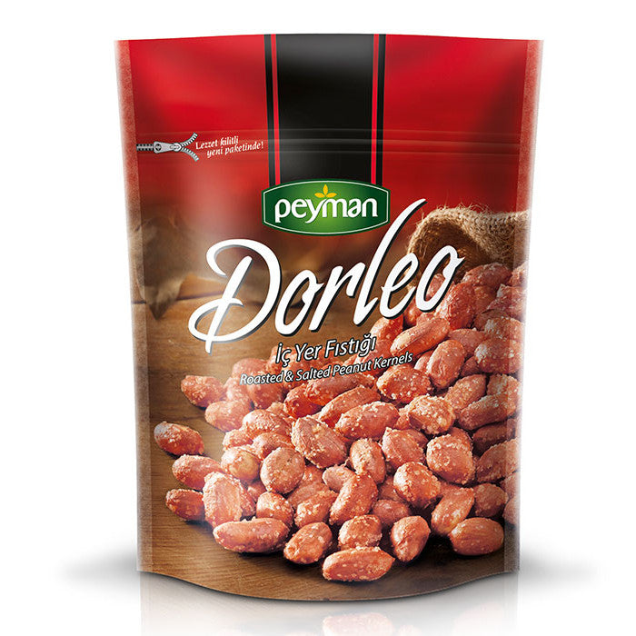 Peyman Dorleo Roasted and Salted Peanuts
