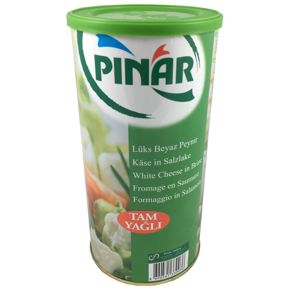 Pinar Cheese White Premium 100%