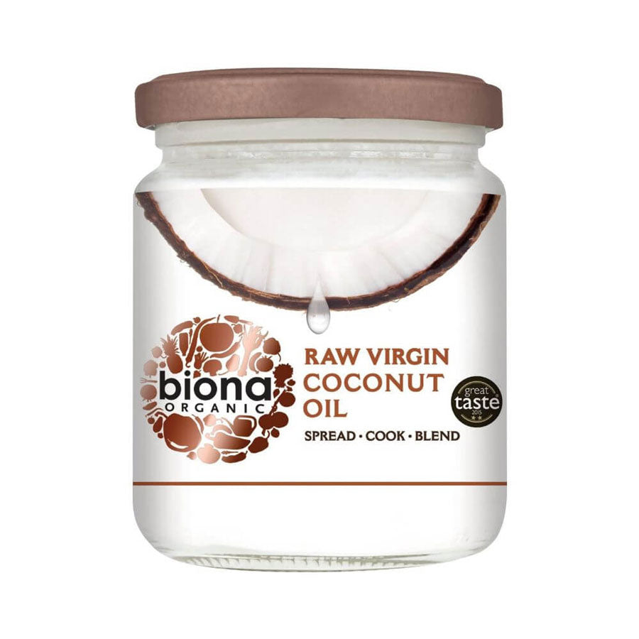 Biona Virgin Coconut Oil 200gr