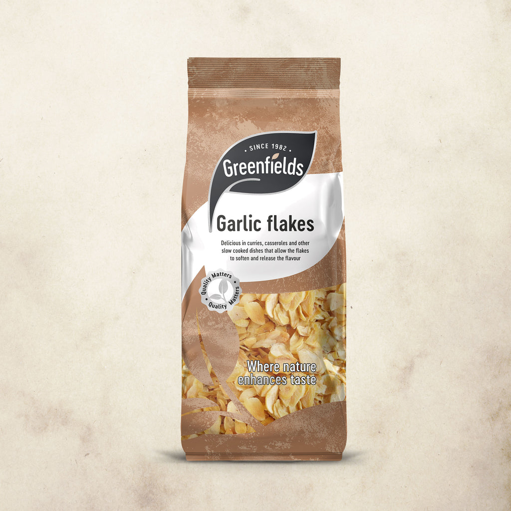 Greenfields Garlic Flakes