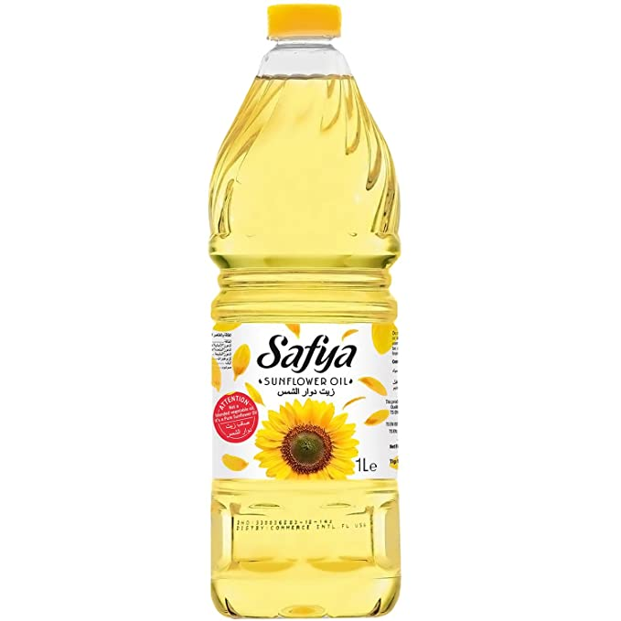 Safya Sunflower Oil