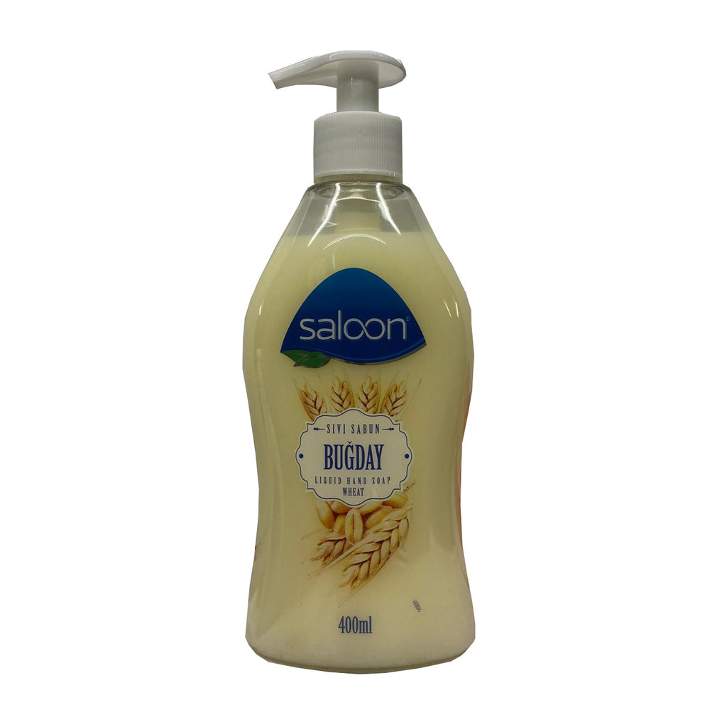 Saloon Liquid Soap Wheat