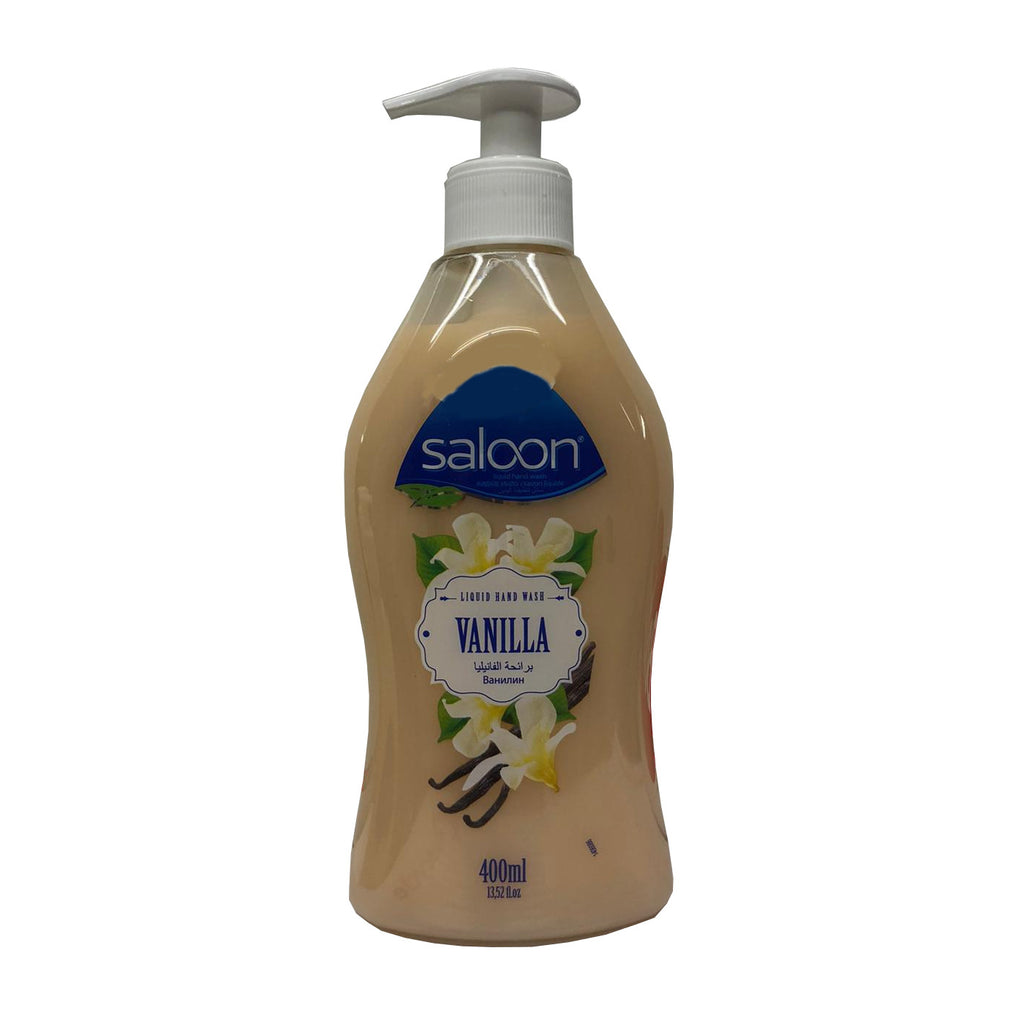 Saloon Liquid Soap Vanilla