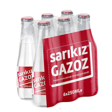 Sarikiz Gazoz (Pack of 6)