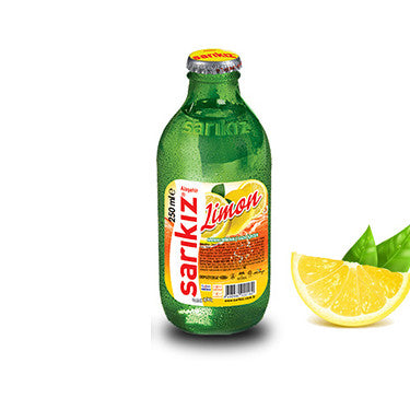 Sarikiz Lemon Water