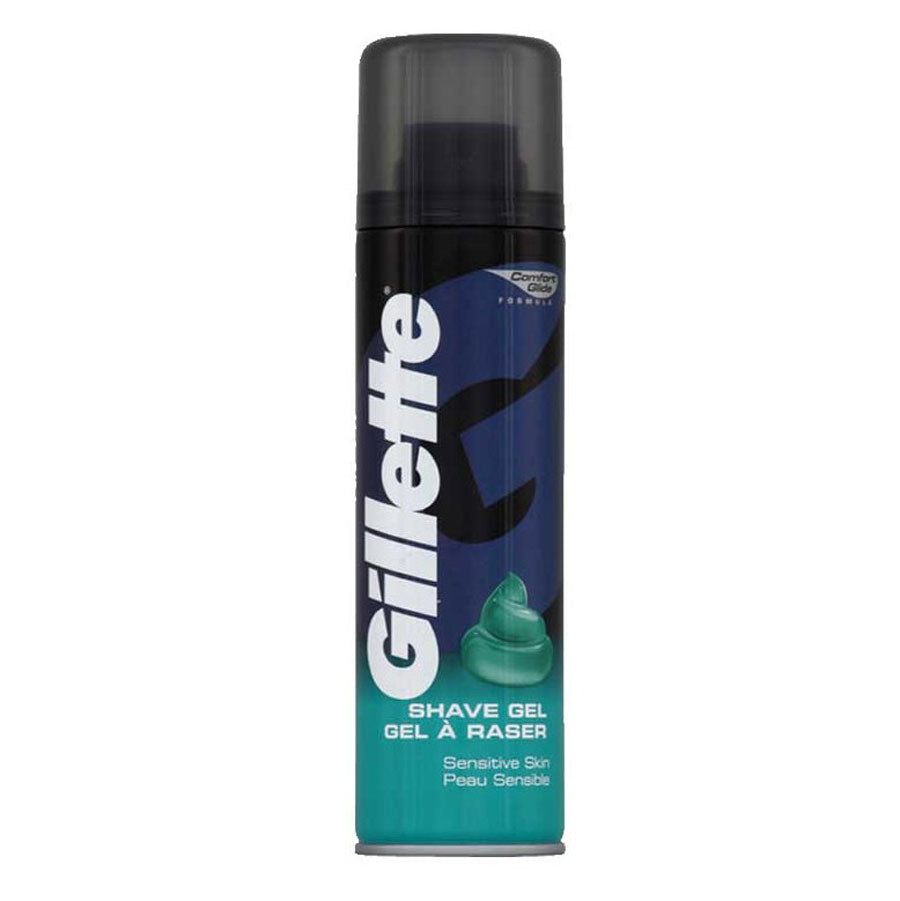 Gillette Sensitive Gel 200ml