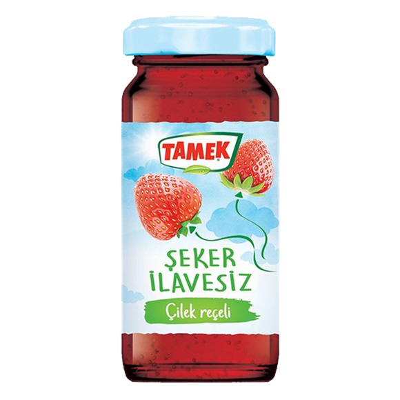 Tamek Jam Strawberry (Sugar Free)