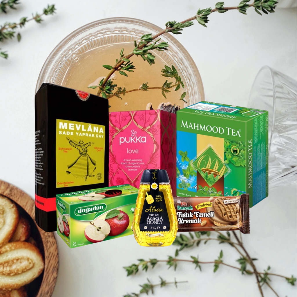 Tea Hamper Gift
