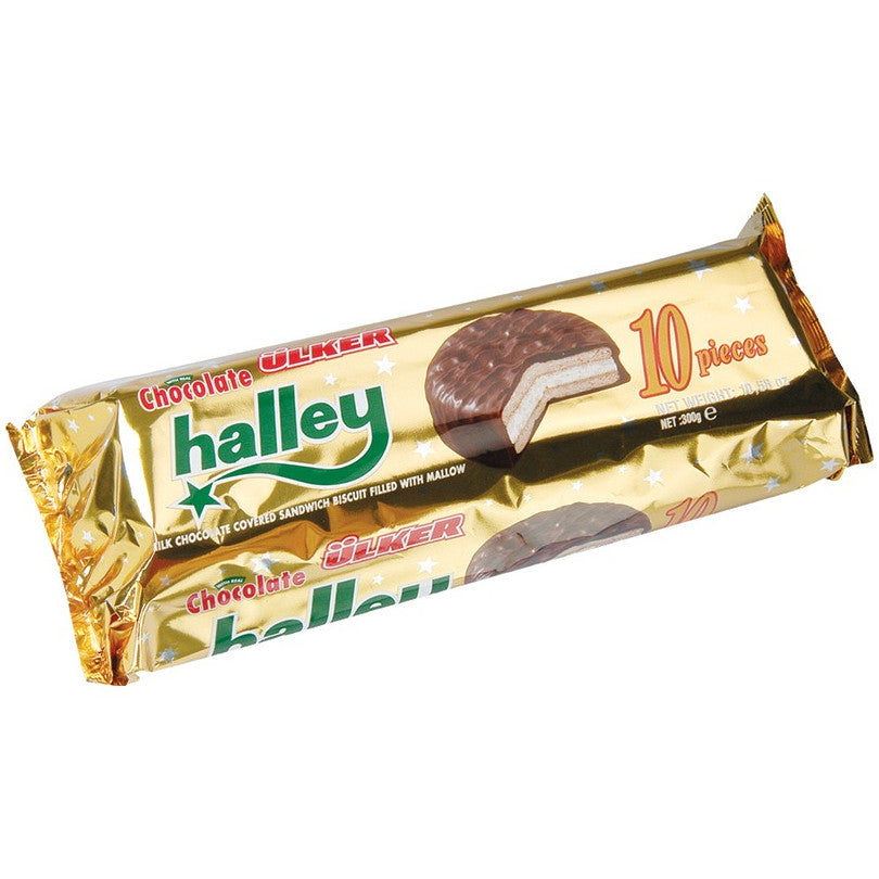 Ulker Halley Biscuit Ring