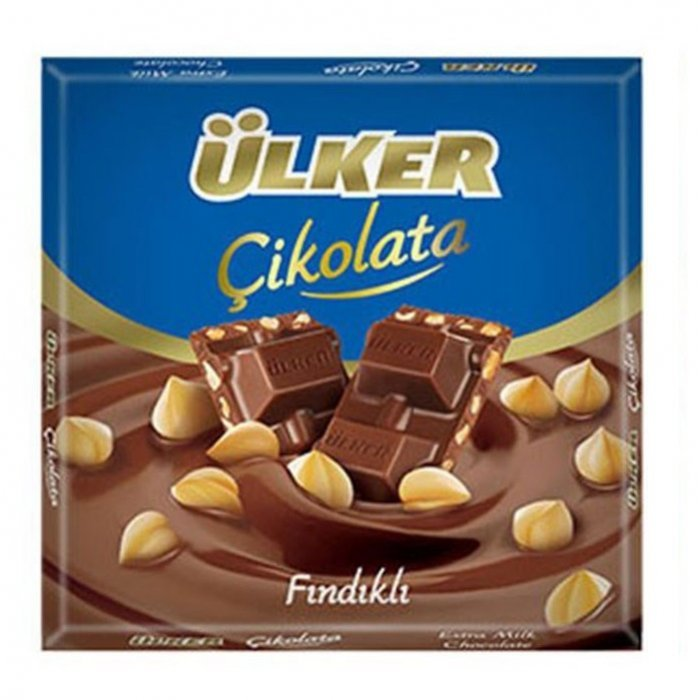 Ulker Chocolate Hazelnut