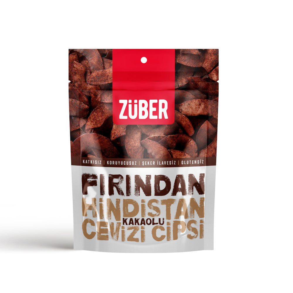 Zuber Cocoa Coconut Baked Chips