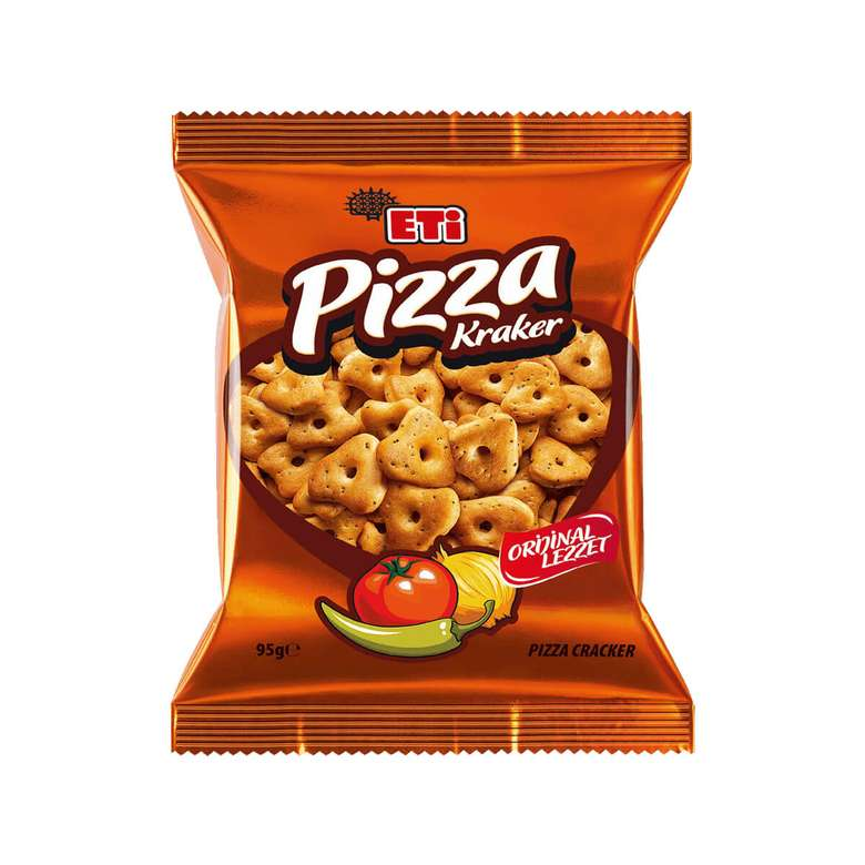 Eti Pizza Crackers