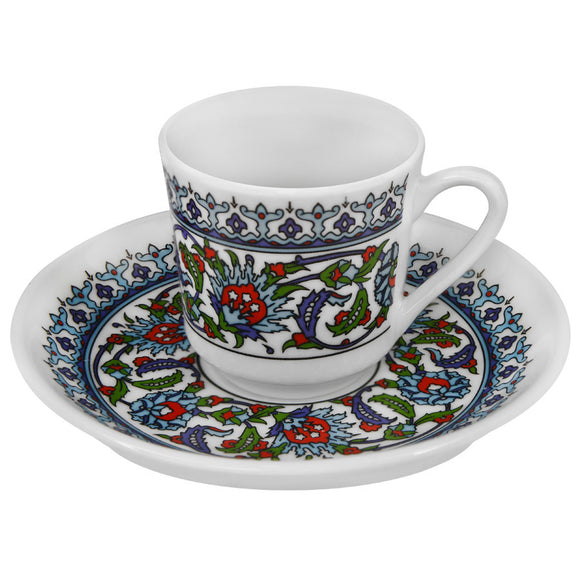 Kutahya Coffee Set