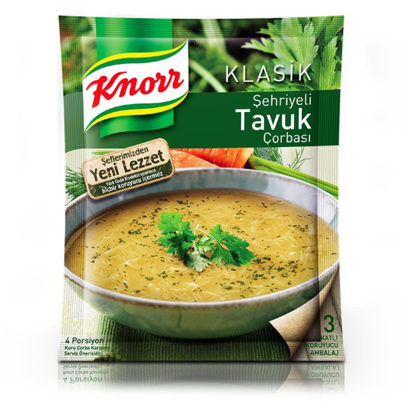 Knorr Soup Cream Chicken