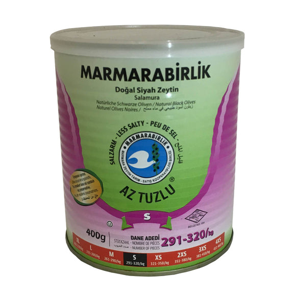 Marmarabirlik Reduced Salt (Az Tuzlu)