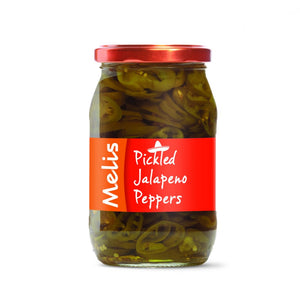 Melis Pickled Jalapeno Pepper Slices (Small)